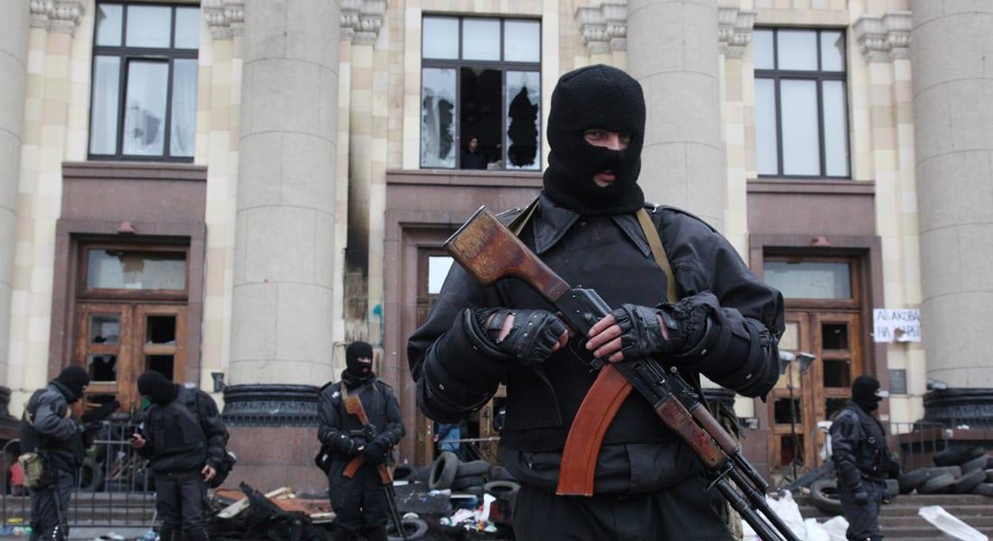 أوكرانيا على حافة الهاوية .. واجتماع طارئ لتبادل الاتهامات