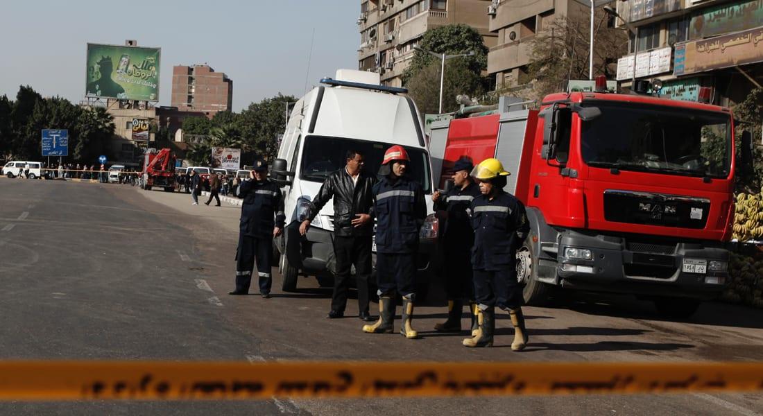 مصر: إصابات في انفجار عبوة بالدقي وكمين أمني في الشيخ زويد