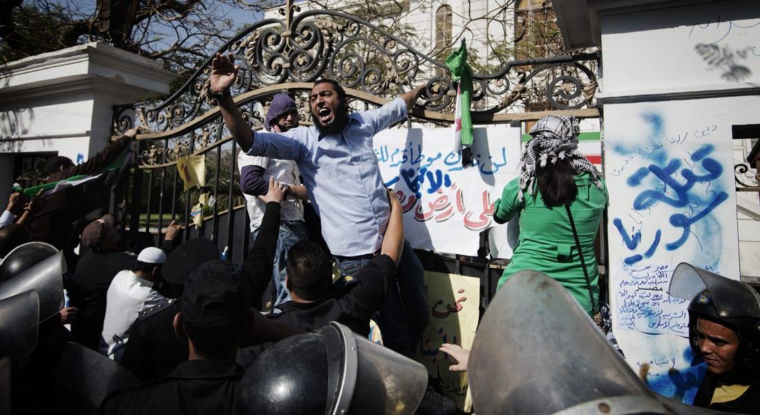 """الخارجية المصرية تستدعي رئيس بعثة إيران لـ""""الخروج عن المسموح"""""""