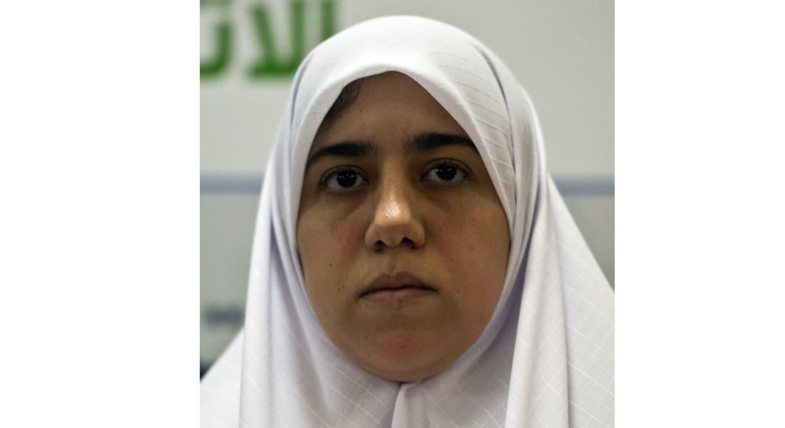 ابنة مرسي: لن يستطيعوا أن يحجبوك ولو بألف شبيه