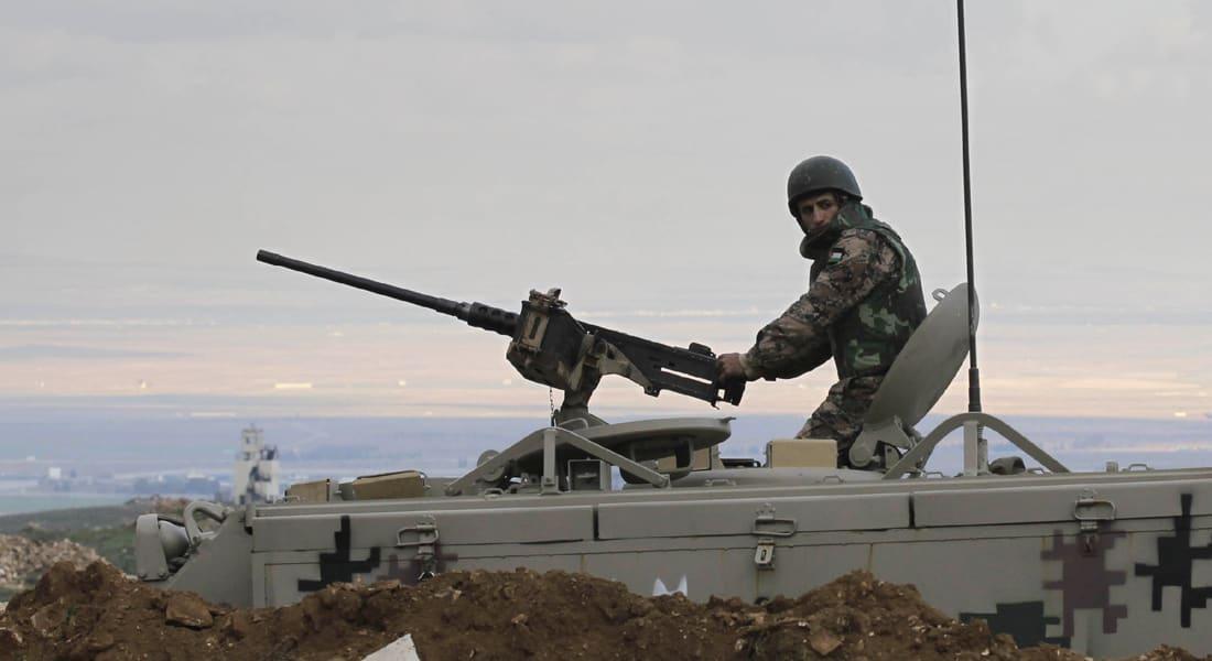 الأردن يعلن تدمير طائراته لعربات قادمة من سوريا ودمشق تنفي