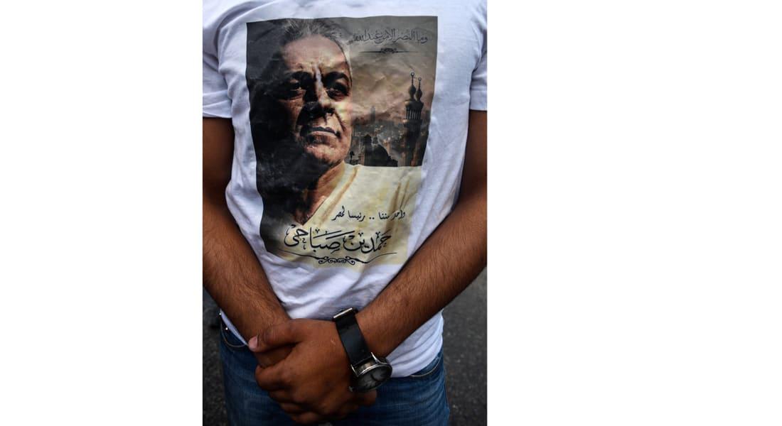صباحي يقدم أوراق ترشحه لرئاسة مصر ويأمل بانتخابات شفافة