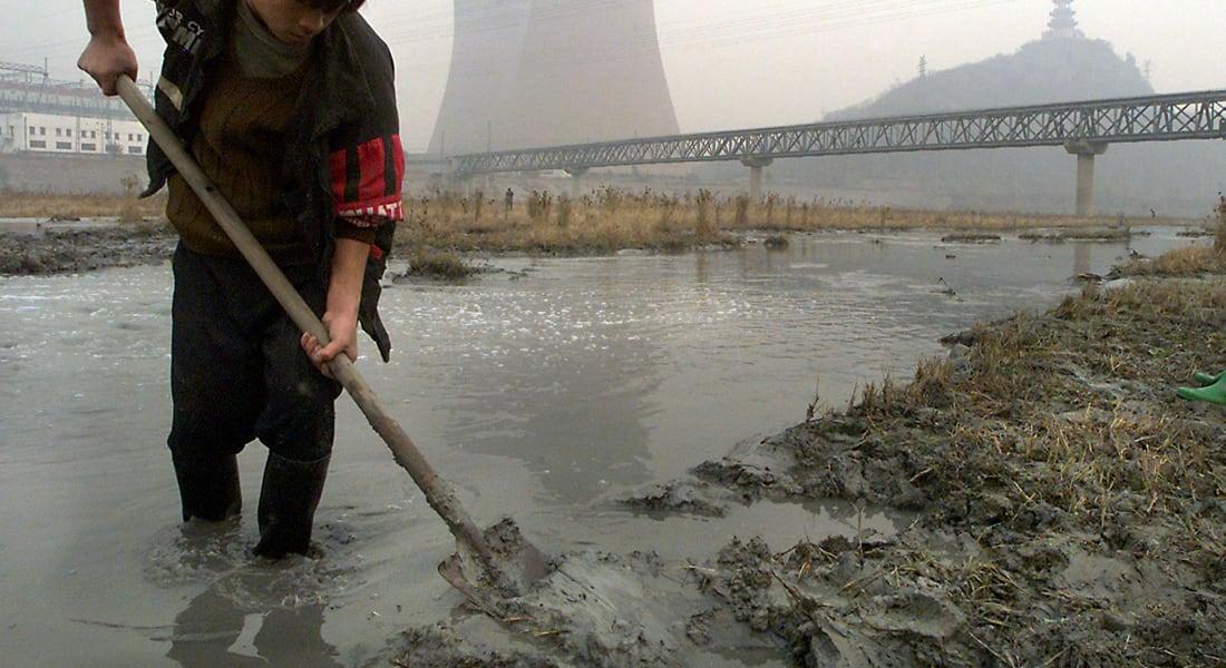 خمس أراضي الصين الزراعية ملوثة وقلق من خطورتها على الصحة والإنتاج