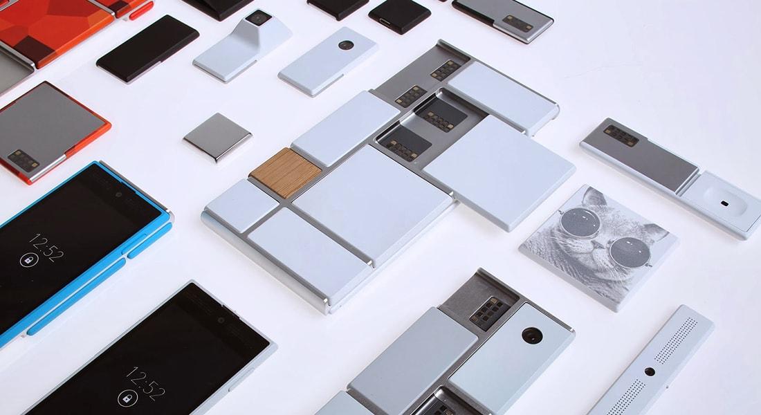 """هاتف غوغل الجديد سيتكون من """"قطع غيار"""""""