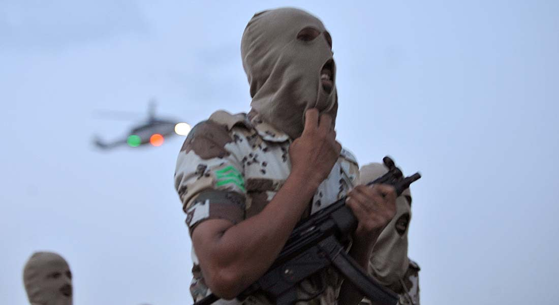 مصطفى العاني: لا حل دون تغيير نظام بغداد المهدد للسعودية