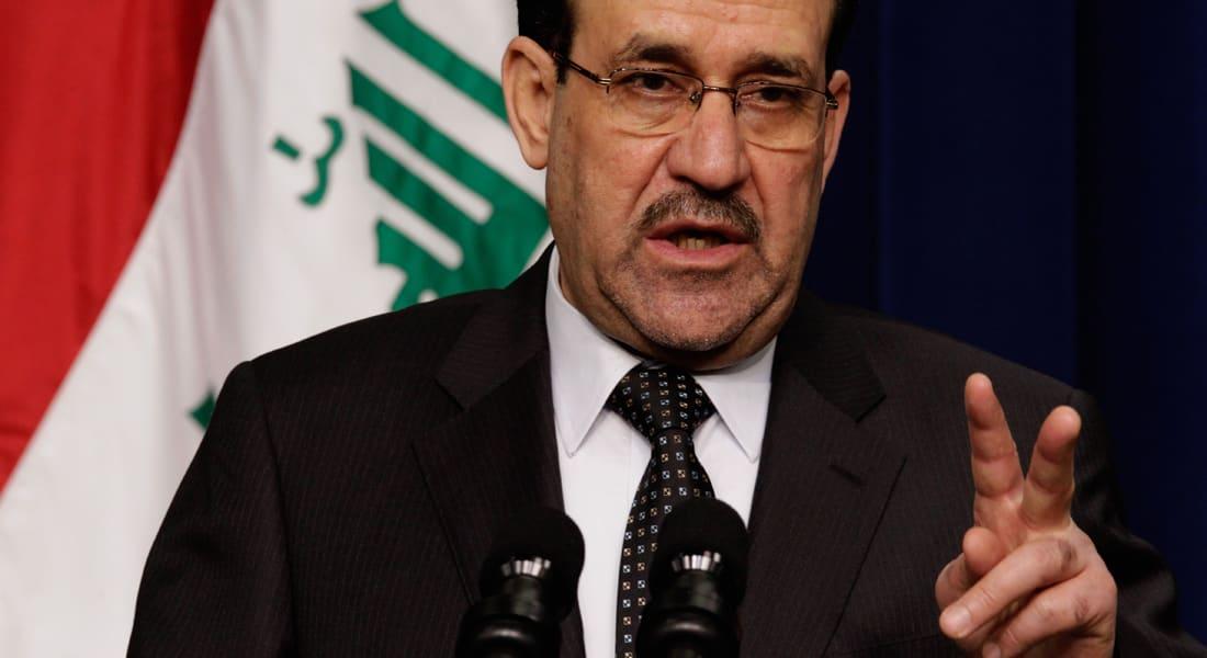 المالكي: لا تهميش للسنة ولا انفصال للأكراد.. والسعودية تعيش وهم إسقاط سوريا والعراق