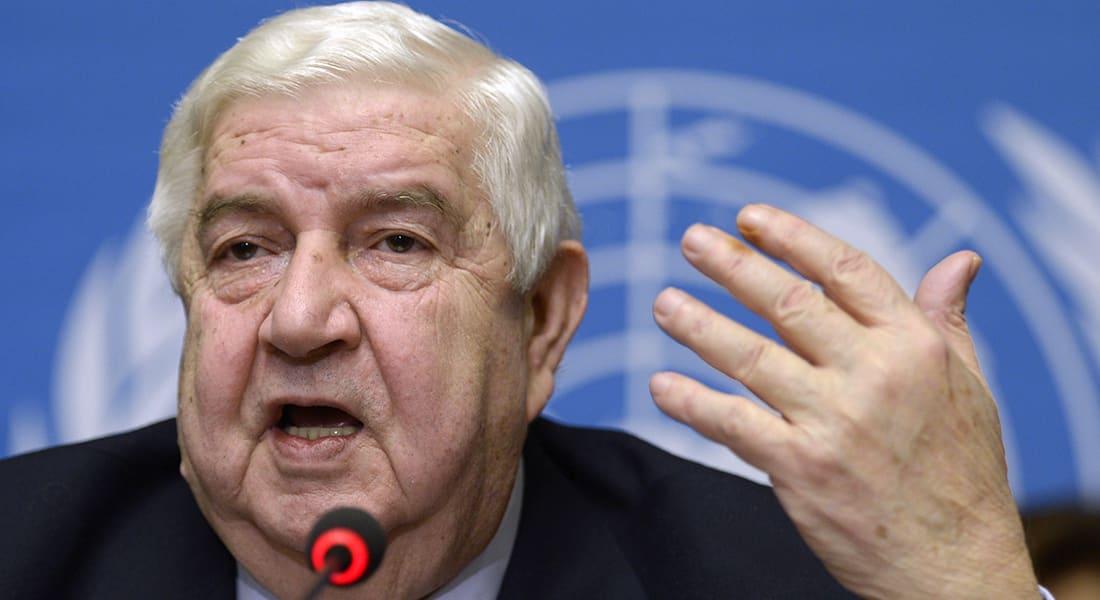 صحف: المعلم في حالة صحية حرجة والأسد لا يحق له الترشح للرئاسة