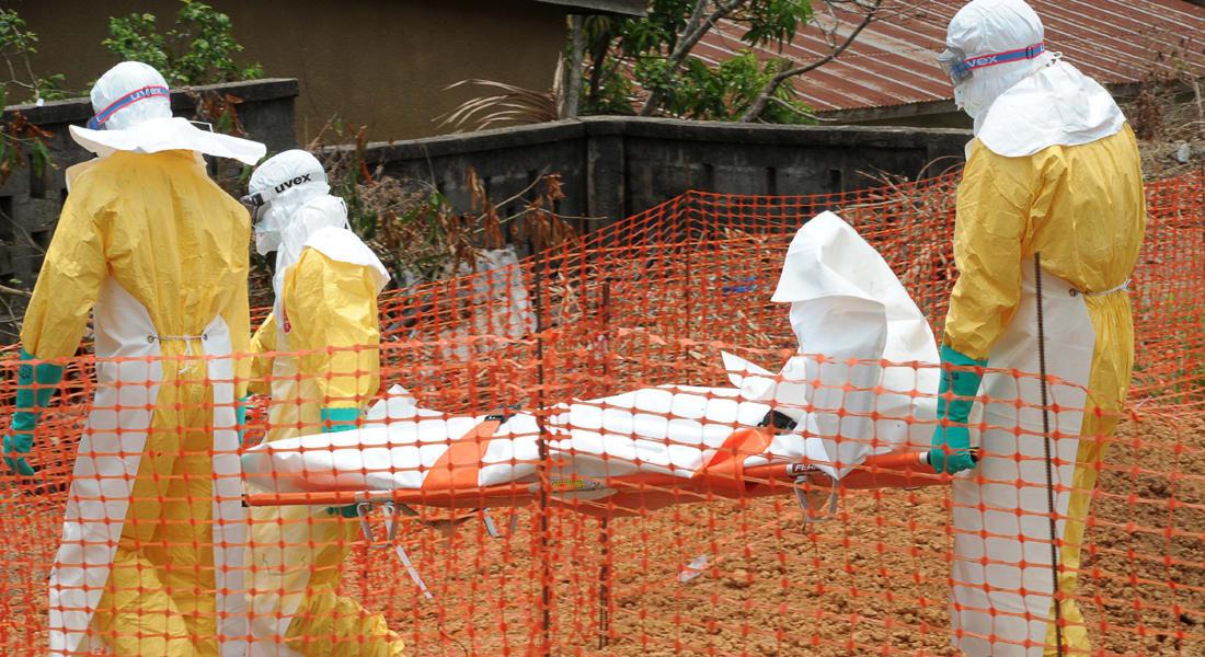 إيبولا يقتل 124 شخصاً في غينيا وليبيريا ونسبة النجاة 10%