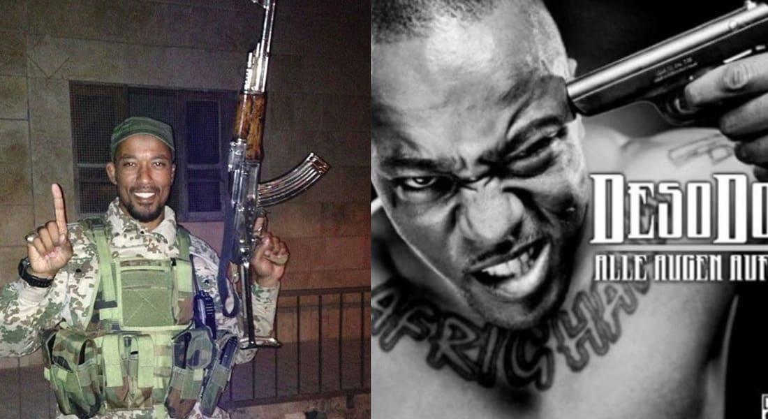 """تضارب حول مقتل مغني الراب الألماني """"ديسو دوغ"""" الملقب """"أبوطلحة"""" بمعارك داعش والنصرة"""
