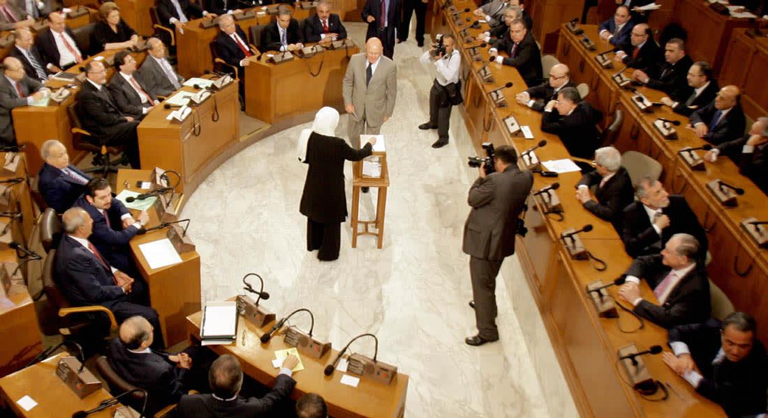 لبنان: 52 ورقة بيضاء و48 لجعجع وتأجيل انتخابات الرئاسة إلى 30 أبريل