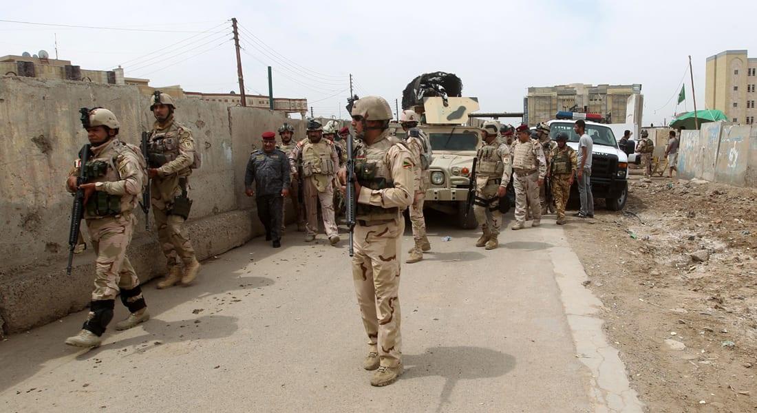"""العراق.. 31 قتيلاً في هجوم على تجمع انتخابي ببغداد تبنته """"داعش"""""""