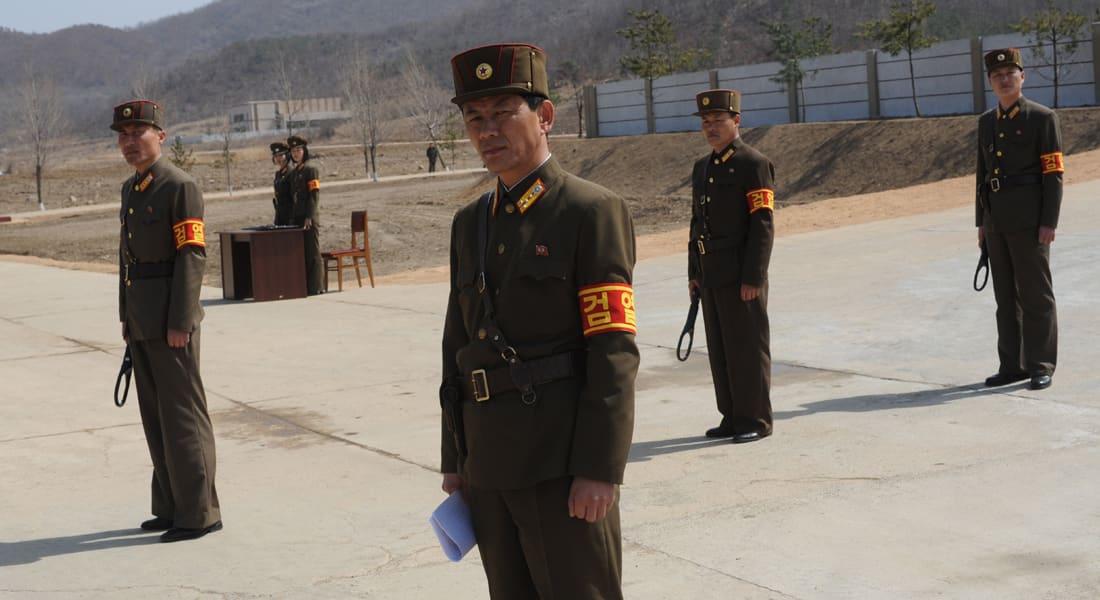 كوريا الشمالية تحتجز أمريكيا بعد طلبه اللجوء