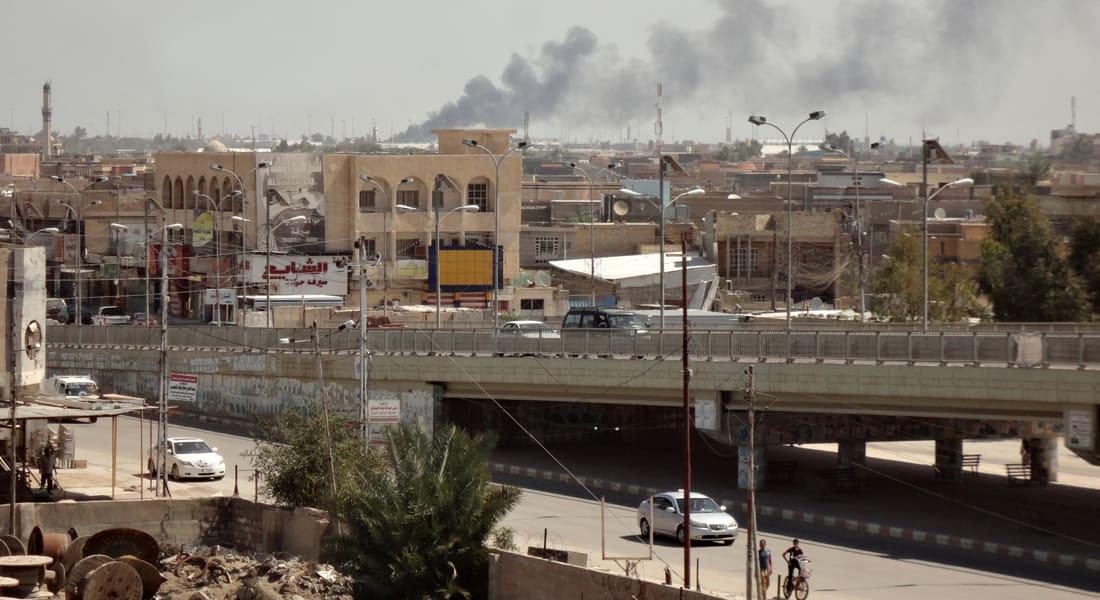 """العراق: داعش تفخخ 150 منزلا بالفلوجة ومواطنين """"رهائن"""""""