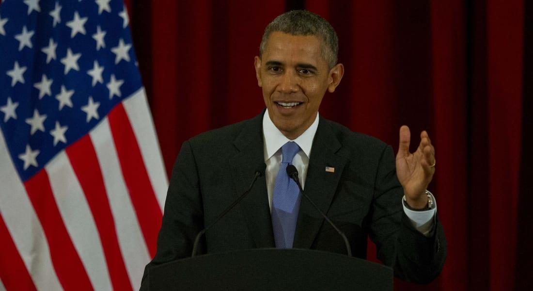 أوباما يدعو لموقف دولي موحد ضد روسيا