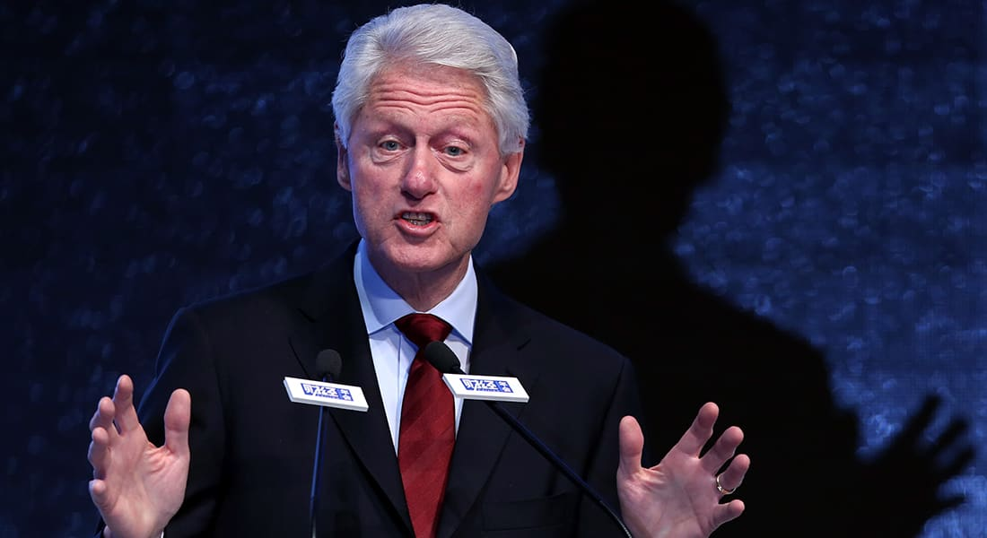 صحف العالم: لماذا يتبع بيل كلينتون حمية نباتية؟