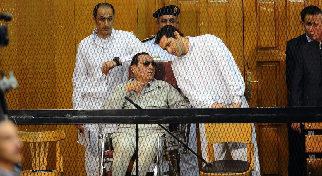 """مصر.. تأجيل جديد لمحاكمة مبارك بـ""""قضية القرن"""" ودفاع عدلي يطلب البراءة"""