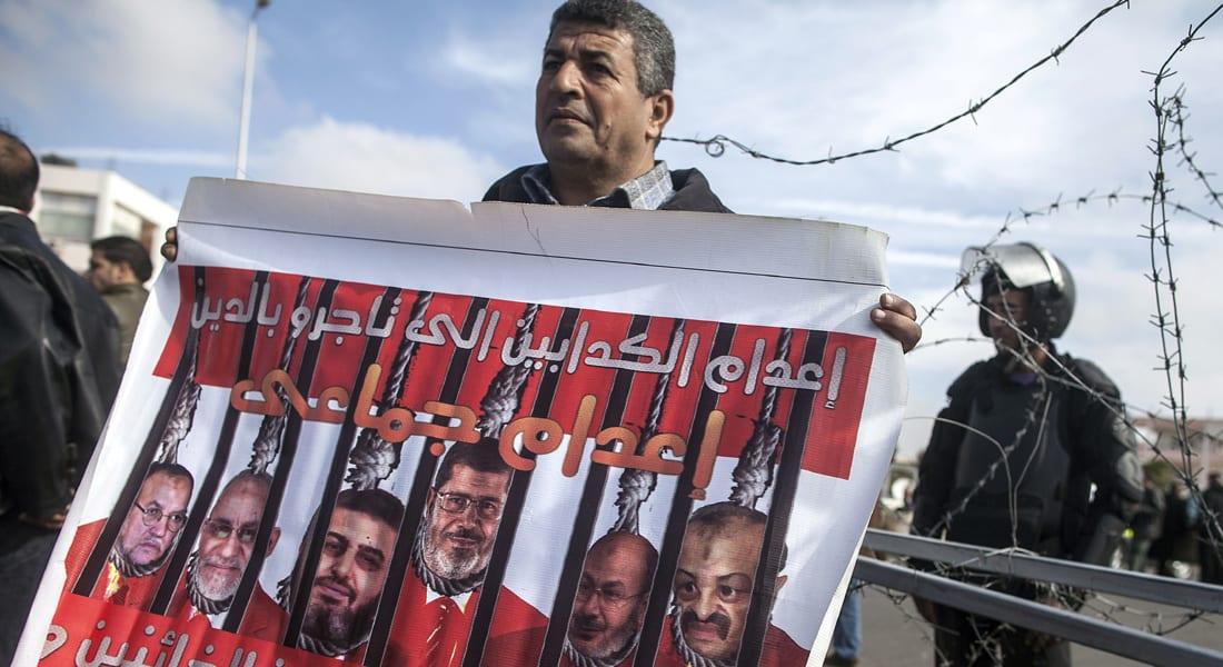 """محاكمة مرسي بقضية """"وادي النطرون"""".. حبس حجازي والتحقيق مع """"الوطن"""""""