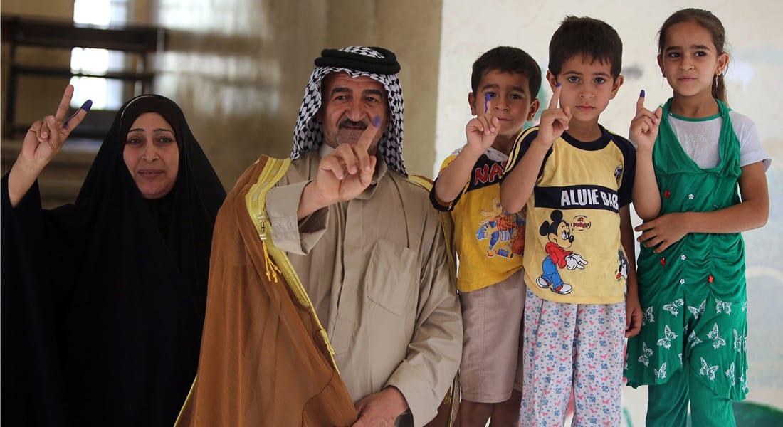 مفوضية الانتخابات العراقية: 12 مليونا أدلوا بأصواتهم بنسبة بلغت 60%