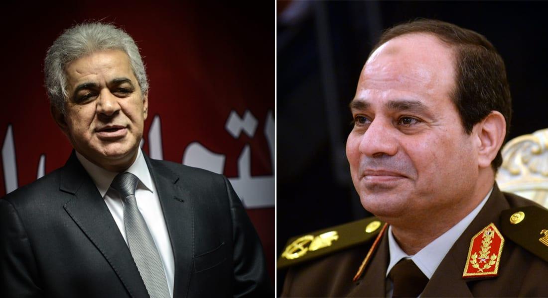 صحف: حملة السيسي ترفض مناظرة صباحي و16 مرشحا ضد الأسد
