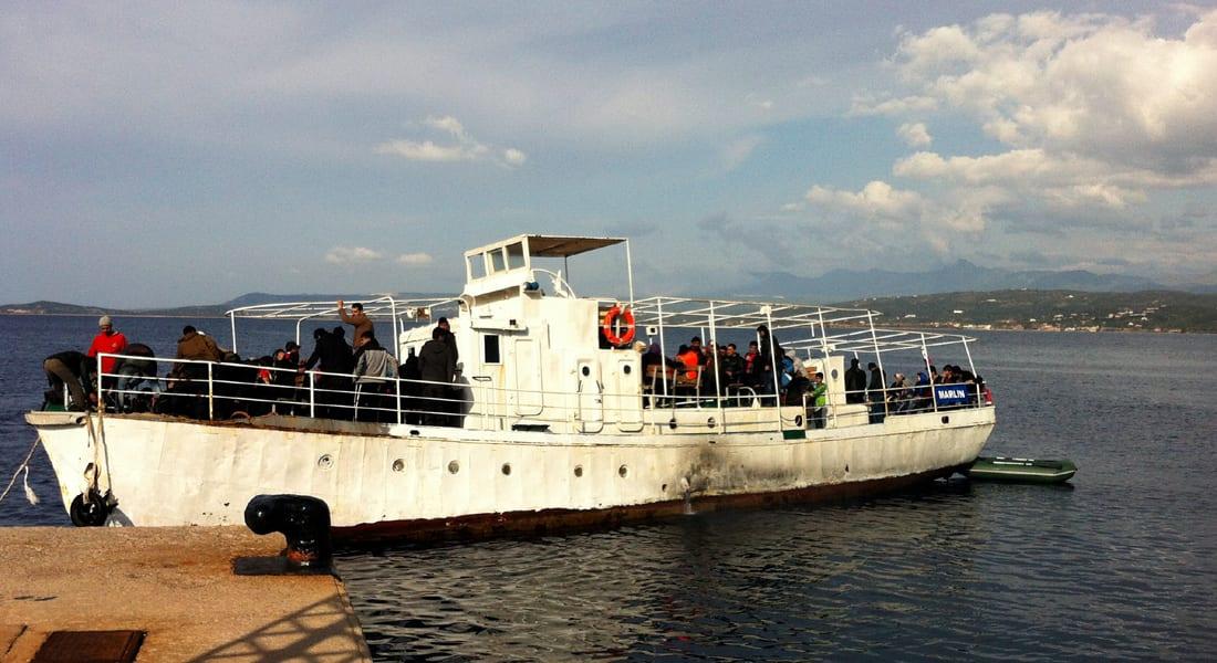 مأساة مكررة.. مصرع وفقدان 32 بغرق قاربين لمهاجرين قرب اليونان