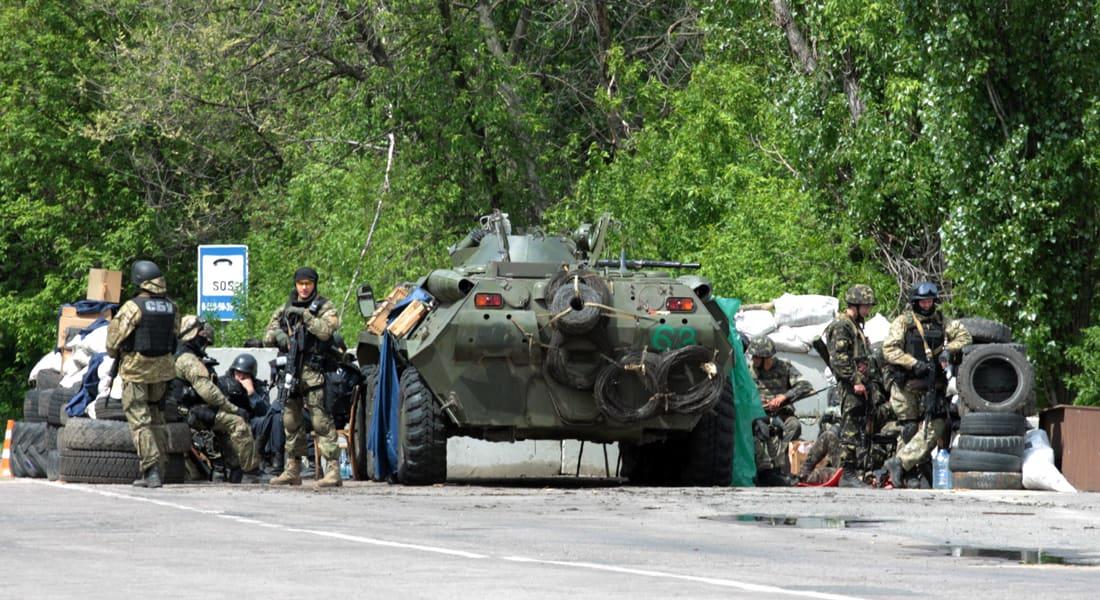 """الأزمة الأوكرانية.. مناورات للناتو بإستونيا وموسكو تدعو كييف لـ""""الحوار"""""""