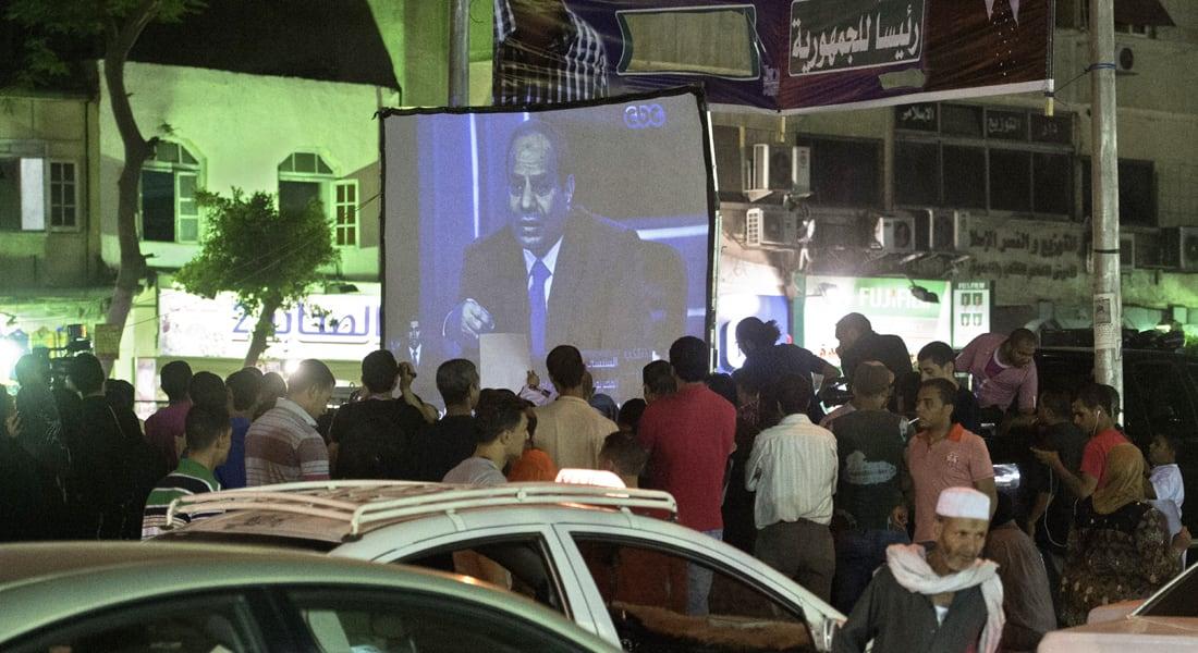 """السيسي: تعرضت لمحاولتي اغتيال ولن يكون هناك وجود لـ""""الإخوان"""" بمصر"""