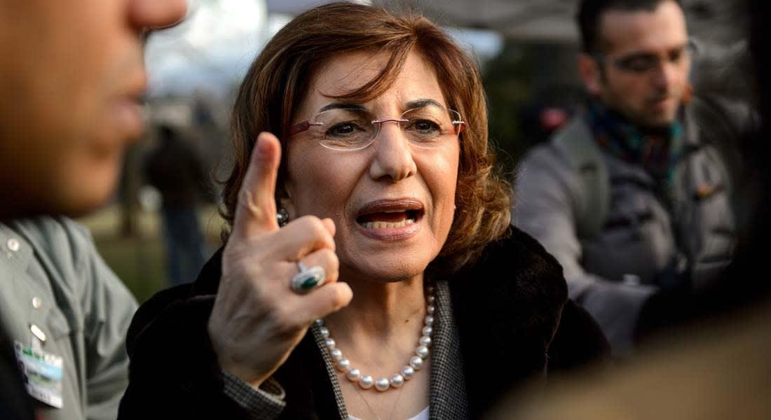 """بثينة شعبان: الربيع العربي ليس إلا """"شتاء دام وهابي إرهابي"""""""