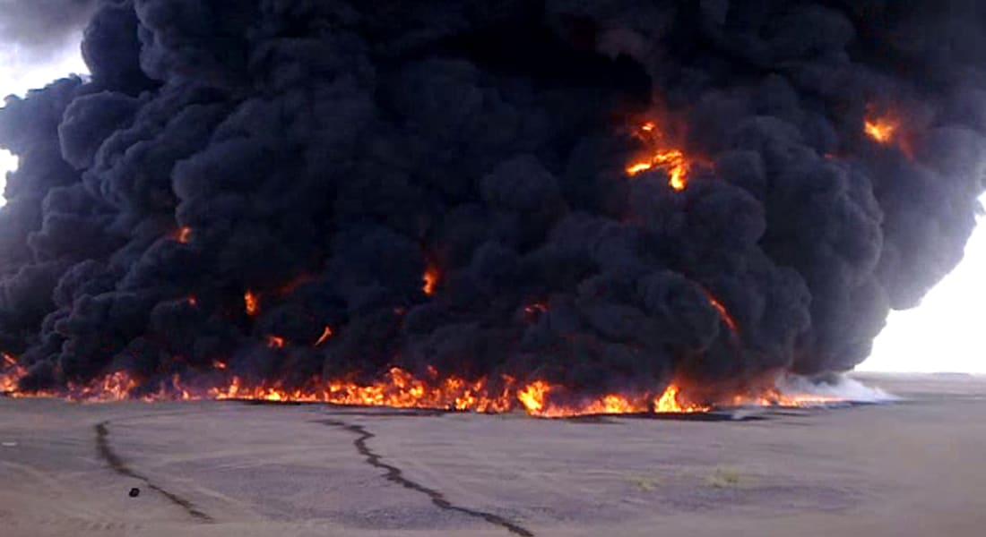بسبب الهجمات.. اليمن يفقد 3.3 مليون برميل نفط ومارس الأسوأ