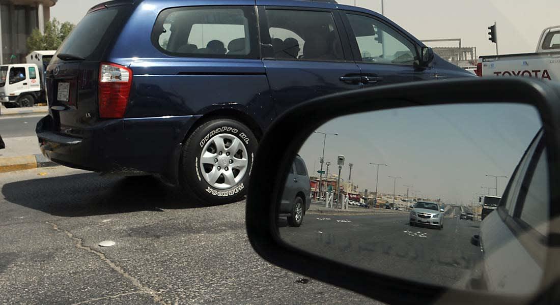 سعودي يتفاجأ بوفاة زوجته أثناء قيادتها سيارته بالرياض