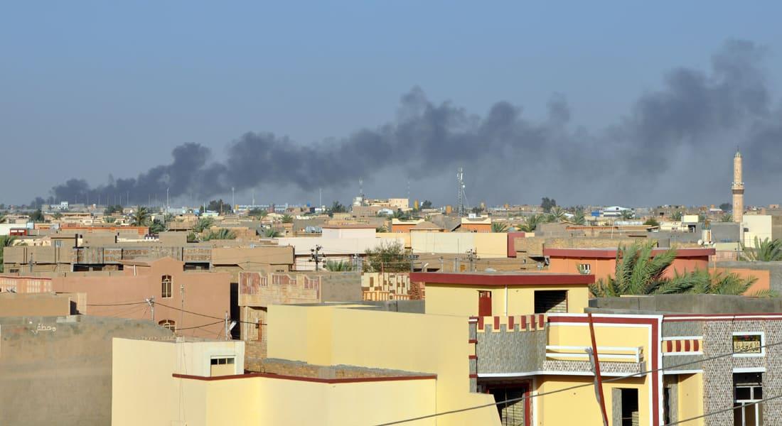 العراق: هجوم انتحاري يوقع 21 قتيلا وجريحا شمالي بغداد