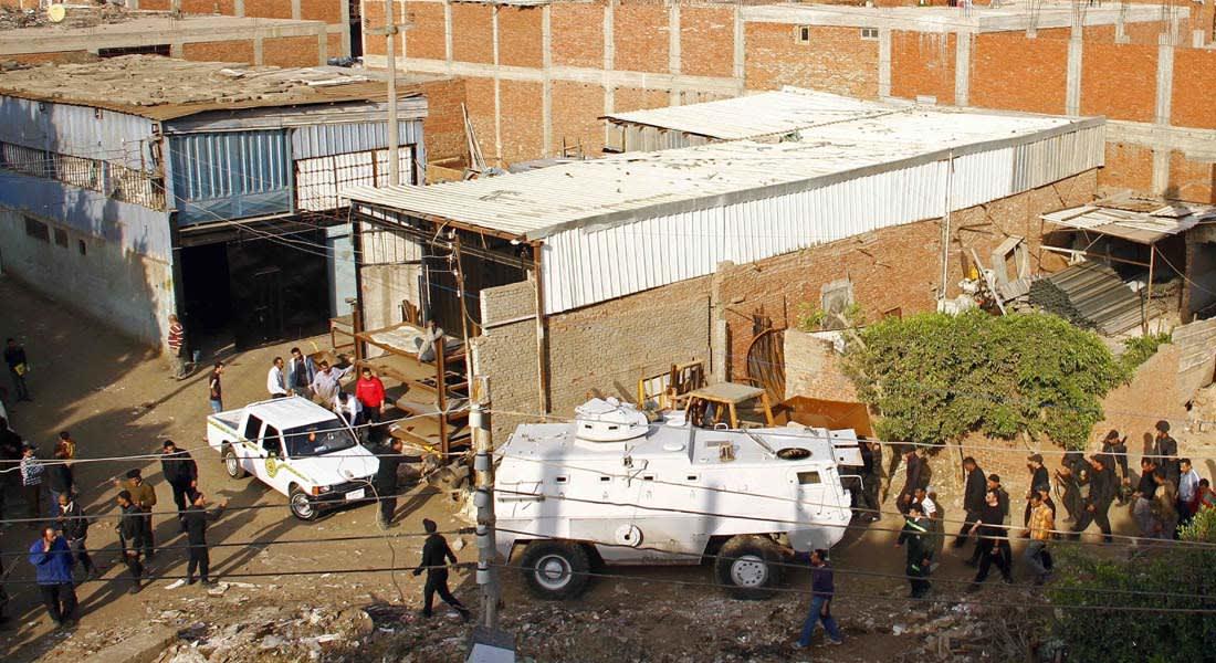 """مصر: إلقاء القبض على أحد قادة جماعة """"أنصار بيت المقدس"""""""