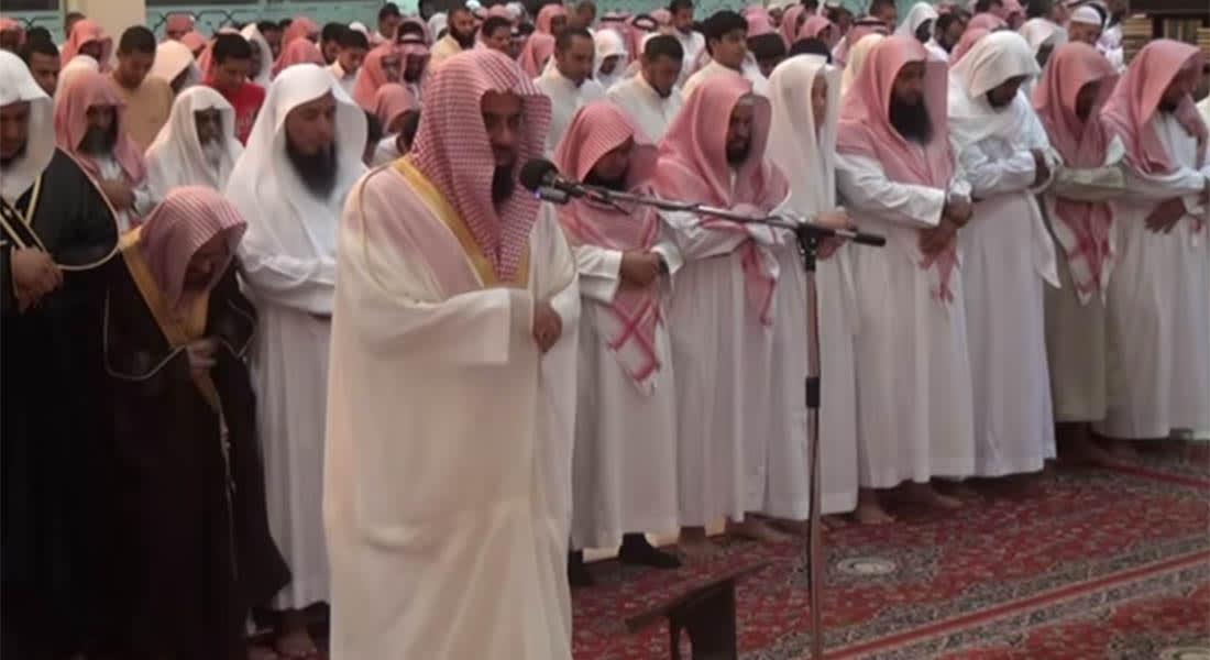 """إمام الحرم سعود الشريم: أهل الأهواء يتهمون من يخالفهم بـ""""الإخوانية"""""""