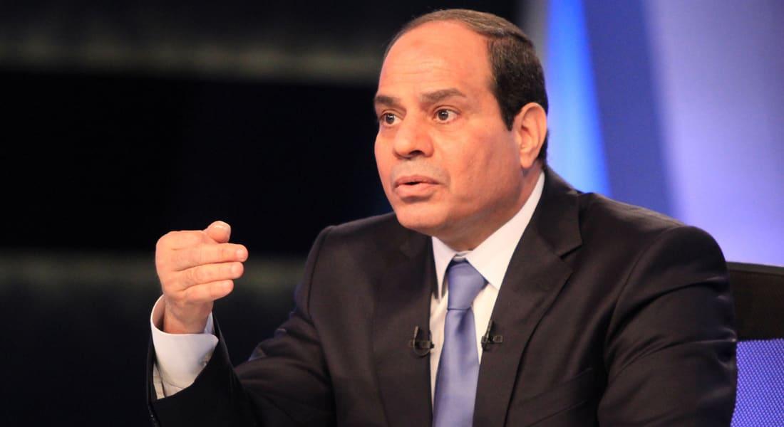 السيسي: لن نسمح بتهديد أي دولة عربية ولابد من حل سياسي بسوريا وأحترم الجزائر