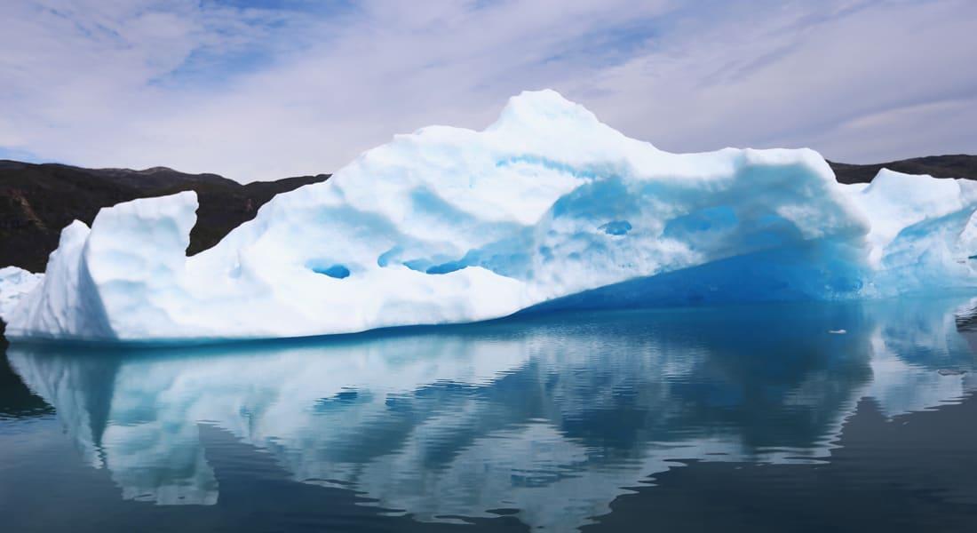 """ذوبان جليد القطب الجنوبي.. """"طوفان نوح"""" جديد!"""