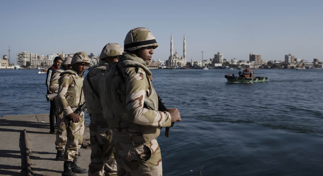 قرار لمنصور حول قناة السويس يثير الإخوان: مقدمة لتقسيم مصر وسيطرة إسرائيل والخليج