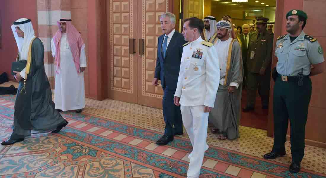"""السعودية: هاغل وفريقه يخضعون لفحص """"كورونا"""" قبل الدخول على ولي العهد"""