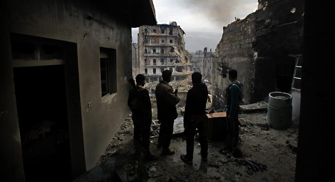 أمريكا تضع تجمد حسابات إرهابيين بسوريا وتضعهما على القوائم الدولية