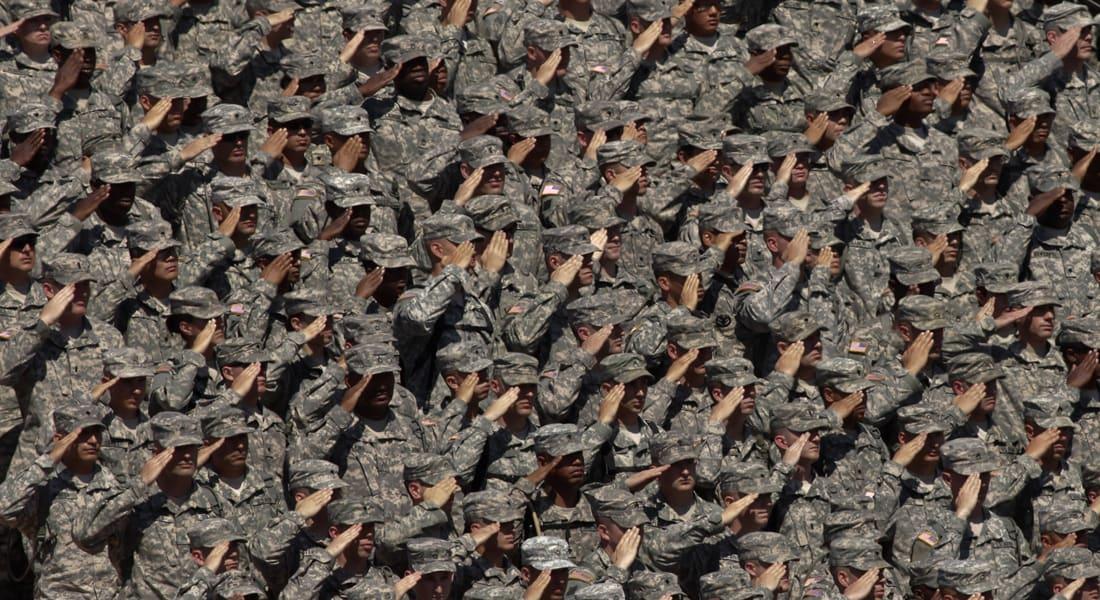 البنتاغون: 1300 حالة تحرش جنسي بالجيش العام الماضي