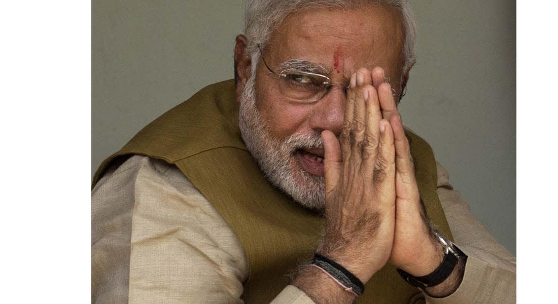 """""""مودي"""" وجه جديد يطيح بحزب المؤتمر الذي حكم الهند 67 عاماً"""