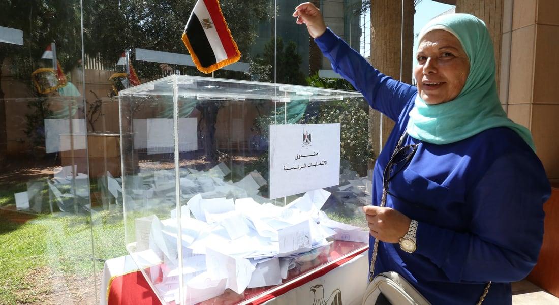 رغم فتوى القرضاوي.. إقبال غير مسبوق بانتخابات مصر الرئاسية بالخارج