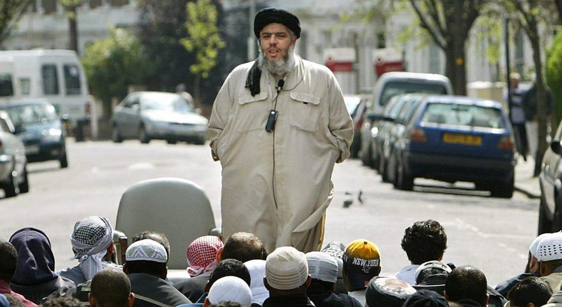 """أمريكا.. إدانة أبو حمزة المصري بالتآمر والتخطيط لتدريب """"جهاديين"""""""