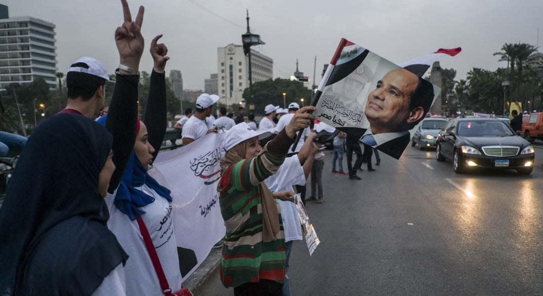 """انتخابات مصر في صحف القاهرة: هذا هو برنامج السيسي وسر """"حزن"""" صباحي"""