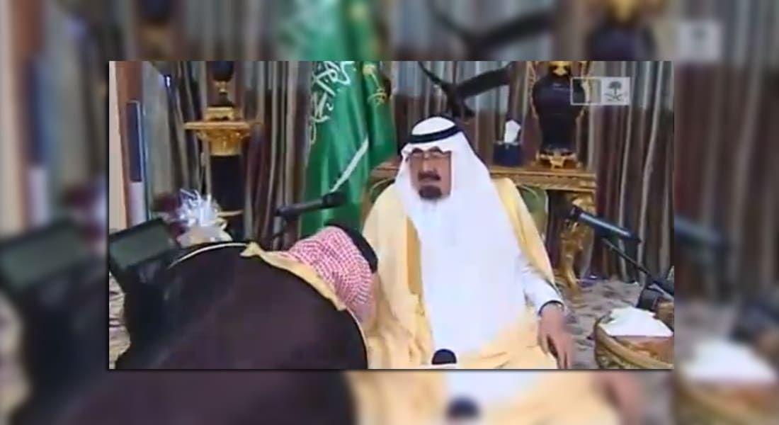 العاهل السعودي لنجله أمير الرياض الجديد: المواطن أهم عندك مني