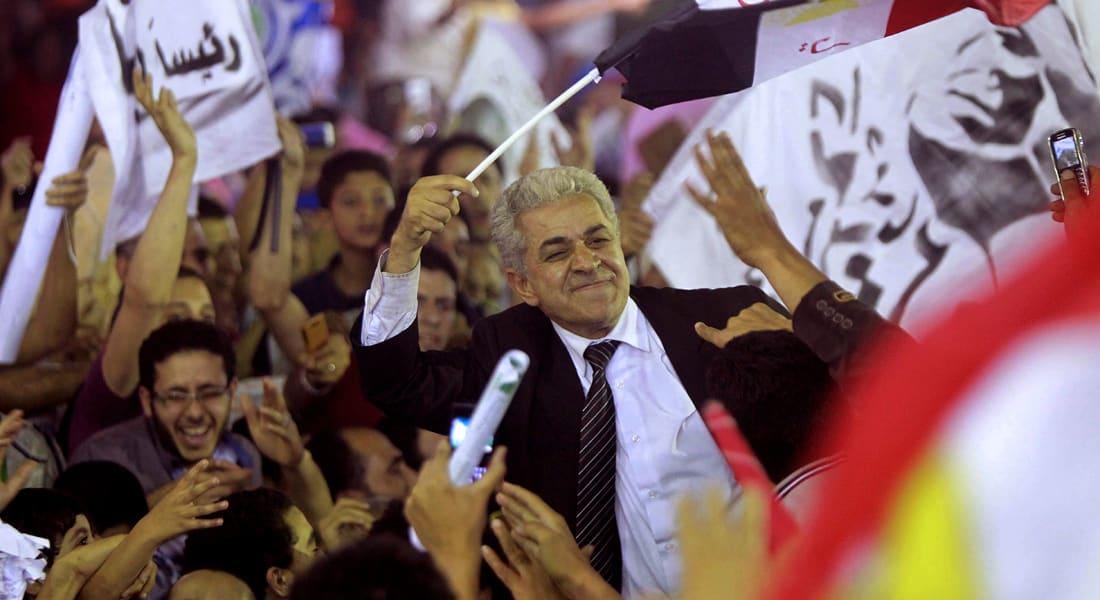 حملة صباحي لـCNN: الانتخابات لم تحسم بتصويت المصريين بالخارج ومرشحنا لن ينسحب