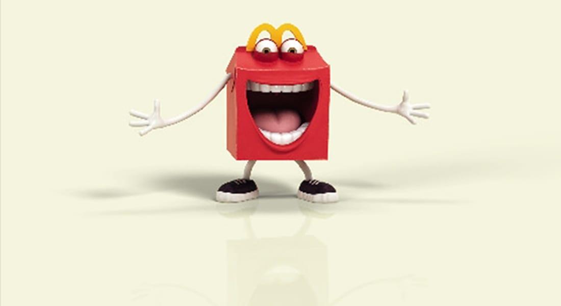 دمية ماكدونالدز لوجبة الأطفال تثير الجدل وترعب المغردين بتويتر