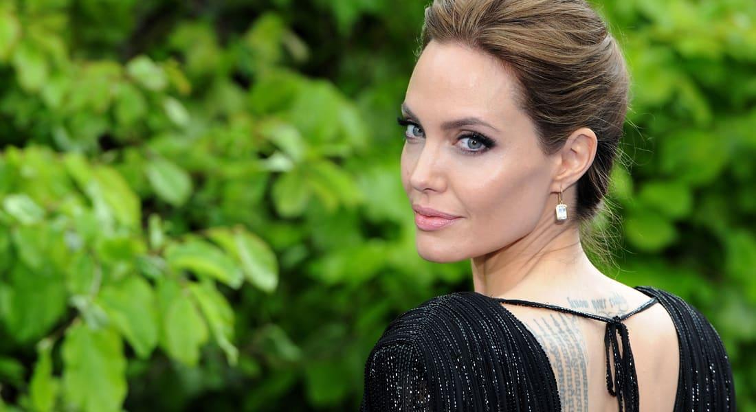 أنجلينا جولي: لم أظن بأنني سأعثر على حبي الحقيقي