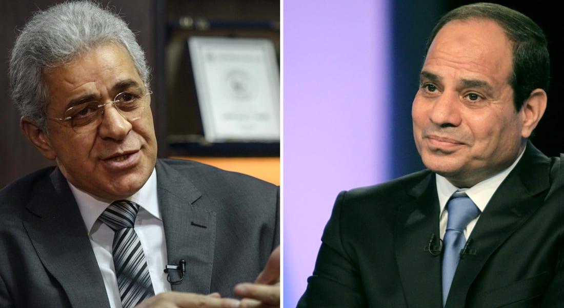 بالفيديو.. عشيه الانتخابات المصرية.. هذا ما لم تعرفه عن السيسي وصباحي
