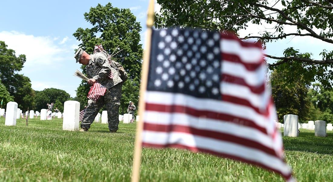 رأي: 22 من الجنود السابقين بالجيش الأمريكي ينتحرون يوميا.. شكرا لخدماتك لا تكفي