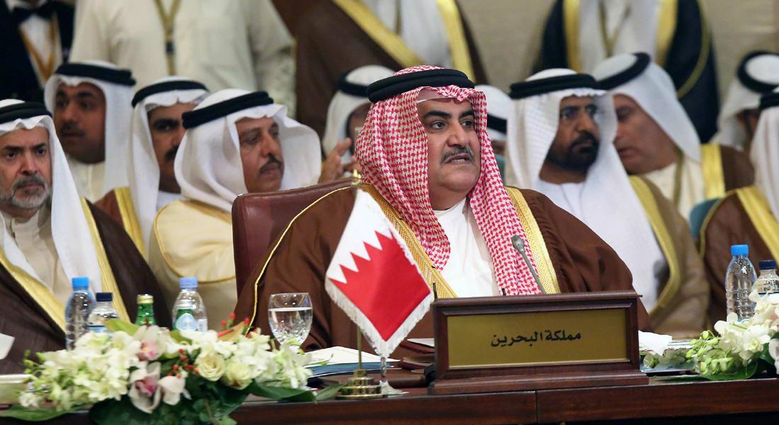 وزير خارجية البحرين: عودة السفير للدوحة ليست واردة الآن