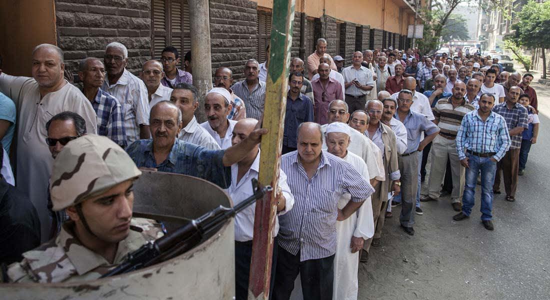 نسبة المشاركة بانتخابات مصر.. أحدث حلقات الصراع بين الإخوان والنظام